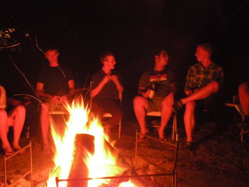 Summer bonfire 032